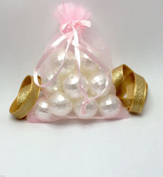 Organza Bags, diy ideas, favors, wedding gift bags, packaging for business and gift giving. by Urbancitysupplies