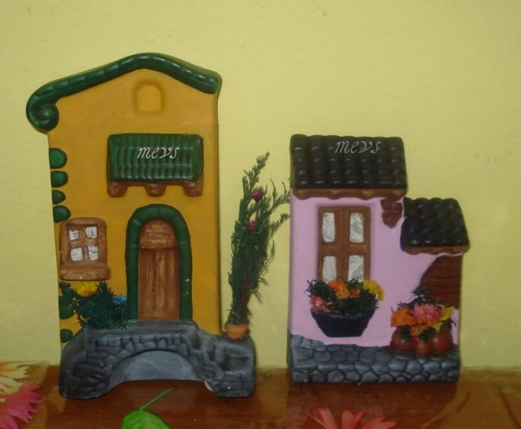 Mis Artesanias: Ceramica
