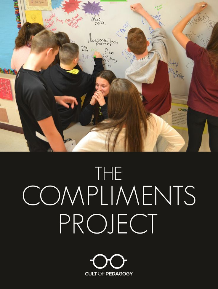 Learn about a project one teacher did with her students to build trust and create stronger bonds between students. Includes a video you will never forget.