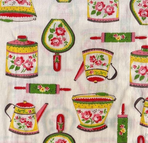 1930s Flour Sacks Featured Colorful Patterns For Women To Make Dresses