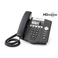 Polycom® SoundPoint® IP 560  Polycom® SoundPoint® IP 560 Powered by Gigabyte Ethernet (GigE) support and Polycom HD Voice™ technology