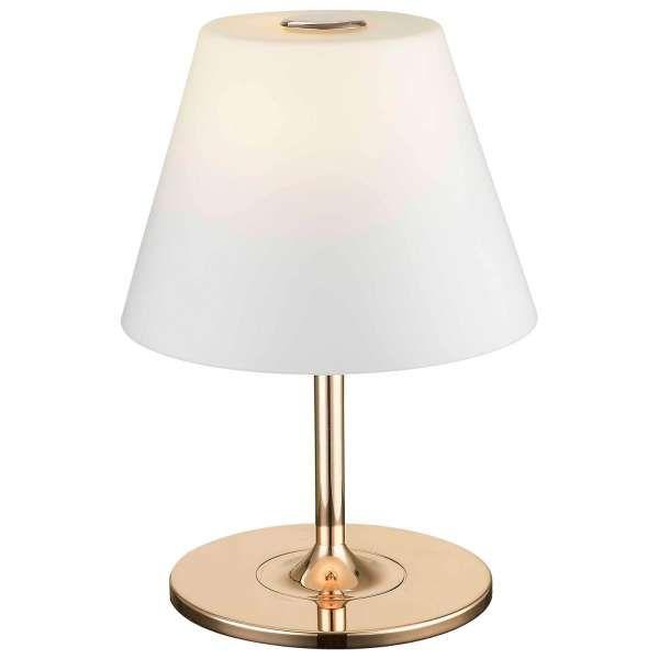 Stojąca Lampa Stołowa Canas T1328 02s F7aa Zumaline Szklana