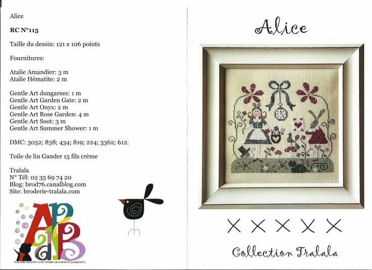 ****** TRalala Alice*******