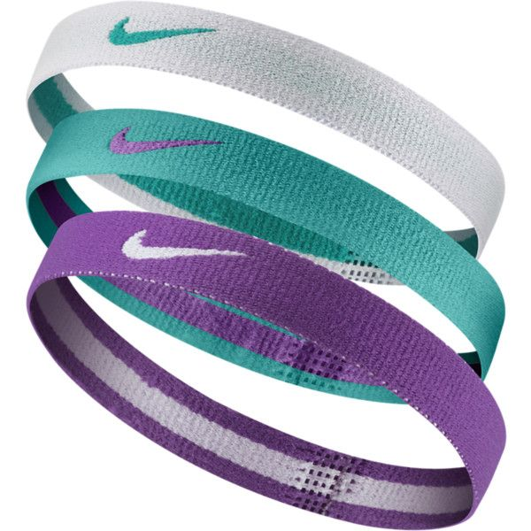 Nike Sport Hair Ties - Red, ONE SIZE ($10) ❤ liked on Polyvore