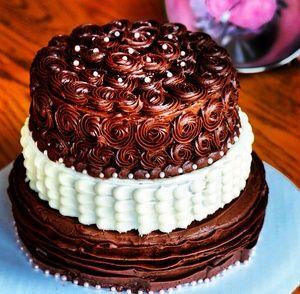How to Make Perfect Chocolate Cake!