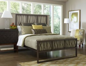 Bedroom on a Budget? Great advice for apartment decor from the CORT blog! | blog.cort.com