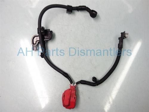 Used 2013 Honda Civic POSITIVE BATTERY CABLE  32410-TR2-A00 32410TR2A00. Purchase from https://ahparts.com/buy-used/2013-Honda-Civic-POSITIVE-BATTERY-CABLE-32410-TR2-A00-32410TR2A00/109321-1?utm_source=pinterest
