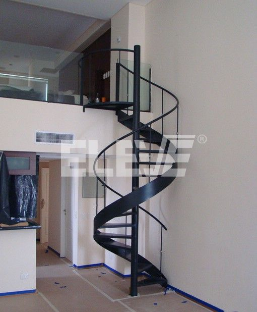 25 best ideas about escaleras para espacios reducidos on for Como hacer una escalera caracol metalica