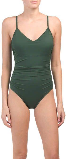Made In Usa Mikki Mio One-piece Swimsuit