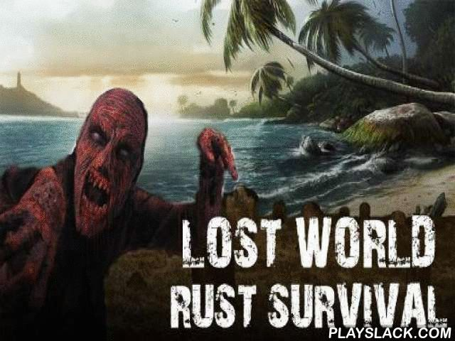 Lost World: Rust Survival  Android Game - playslack.com , assist the warrior endure on a forsaken  islet. investigate the large islet looking for assets and substance. combat foes. solve all the perplexities of the lost islet in this game for Android. Look into every area of the islet. Get wood, stone, metal, and other assets to create indulgence residences. Make a bow, knife, and other armaments, equipment, and helpful parts. Pre-Raphaelite leporids and ruminant. combat wolves, bears, and…