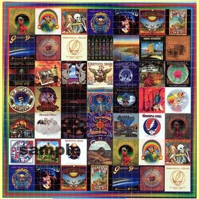 Grateful Dead Albums covers