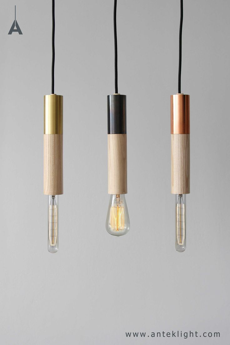 Handcrafted with passion & love to wood http://www.anteklight.com…