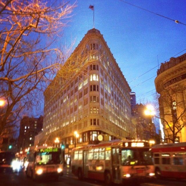 Financial District, San Francisco