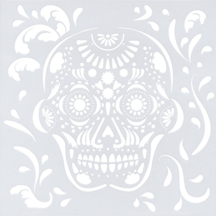 17 Best images about Sugar Skull Coloring Page on ...
