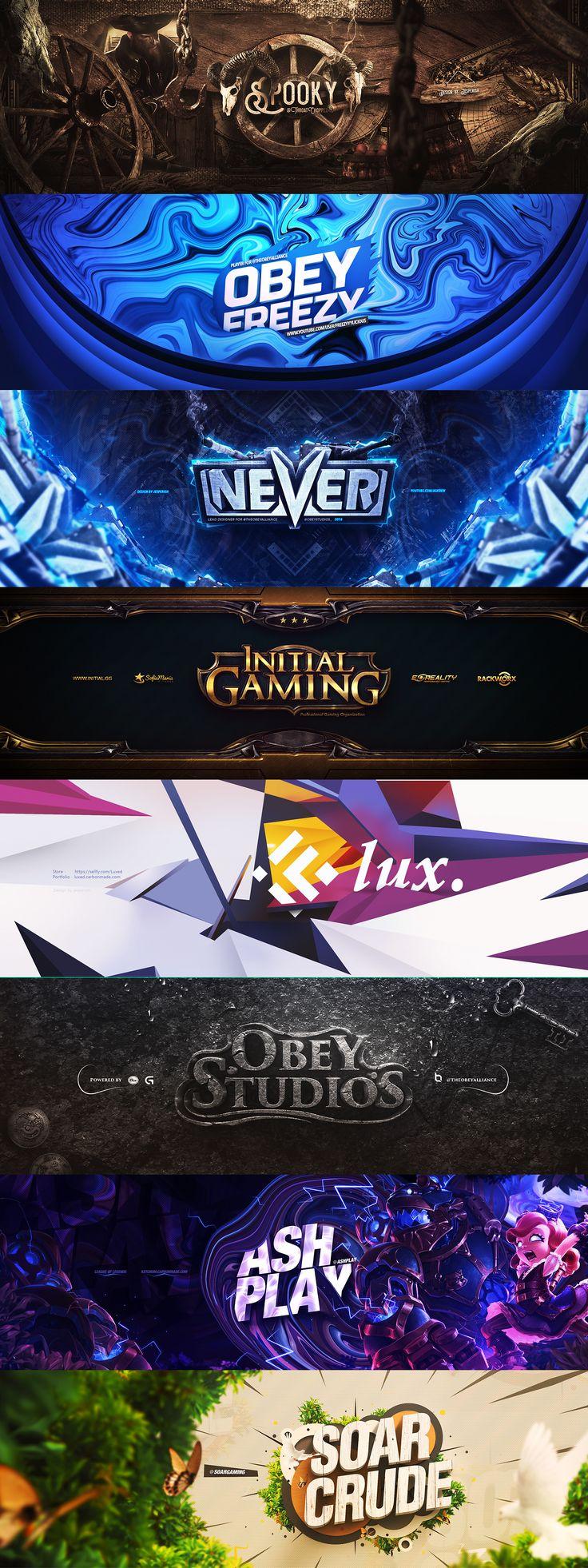Banner design on Behance