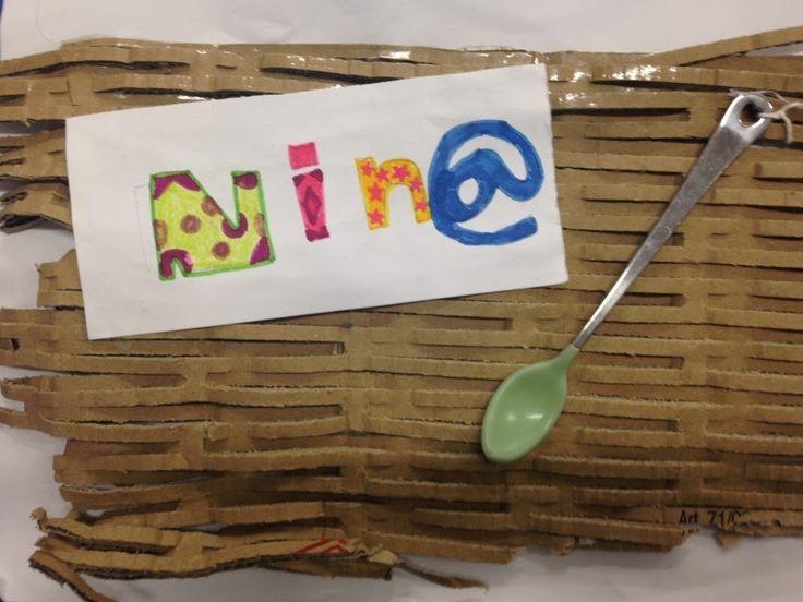 TÀPIES - Material: Cartró, paper, colors, elements diversos - Nivell: 3PRI CM 2015-16 Escola Pia Balmes