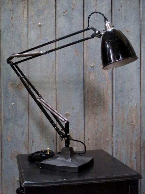 A Vintage Herbert Terry Anglepoise Lamp