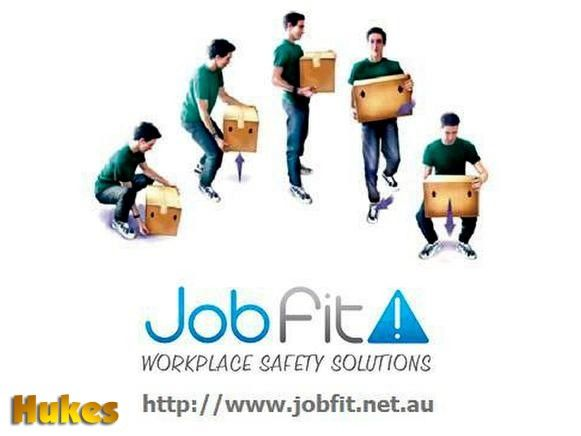 An Occupational Health and Safety Service Provider - Job Fit Ensuring your employees are performing their tasks safely is vital in ensuring workplace injuries are kept to a bare ...