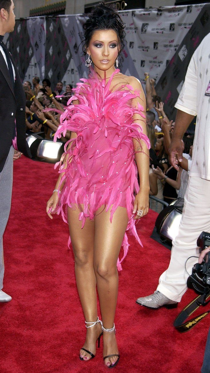 The top 10 WORST Video Music Awards outfits of all time ...