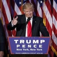 Trump gewinnt Wahl in Amerika: Präsident in eigener Mission - Wahl in Amerika - FAZ