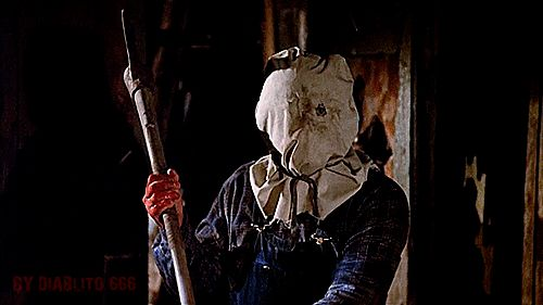 friday the 13th part 2 viernes 13 2ª parte gif