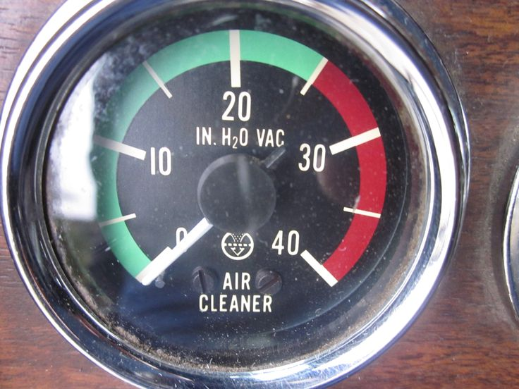 Engine Gauges Pyrometer Measures Exhaust Temp Peterbilt 362 Rhpinterest: Peterbilt Fuel Filter Gauge At Elf-jo.com