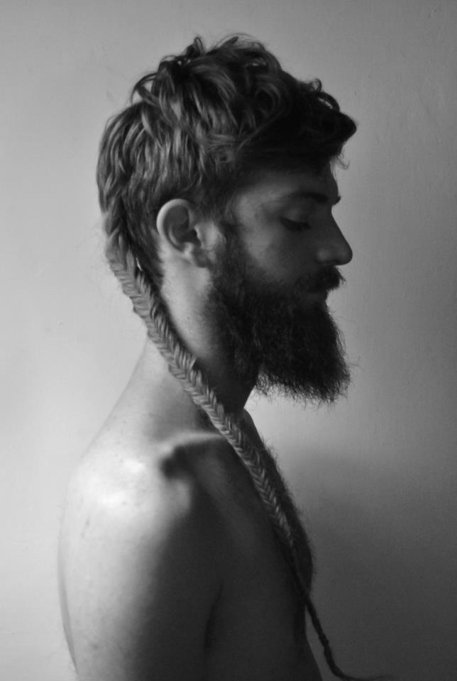 Beard n braid