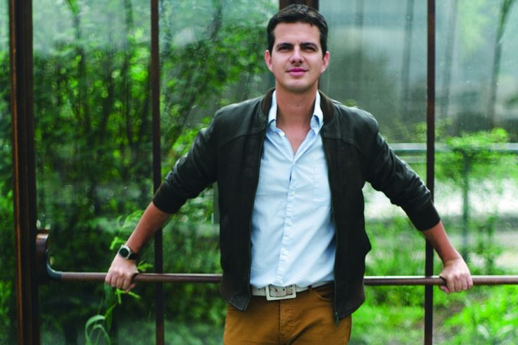 Philippe Jaroussky, Paris Match