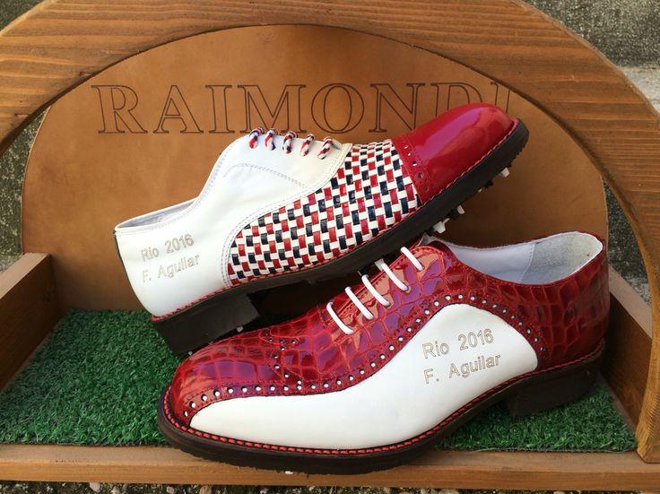 #Raimondi #raimondigolfshoes #golf #shoes #golfshoes #italianstyle  #handmadeinitaly #italy
