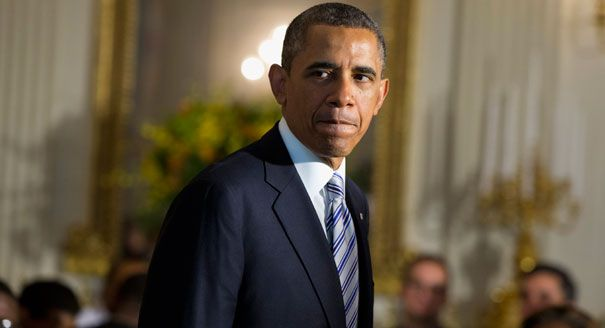 Obama's muted response to a civil rights challenge    6/25/13