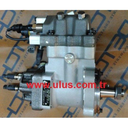 4921431 Fuel pump camonrail, QSC8.3 Cummins engine