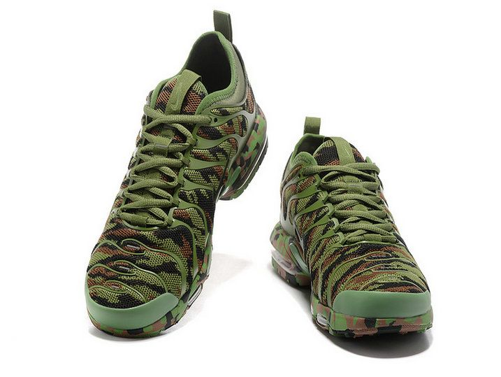 Nike Air Max Plus Tn Ultra Army Green Camouflage 898015 022 Shoe Nike Air Max Tn Nike Air Max Plus Air Max Plus