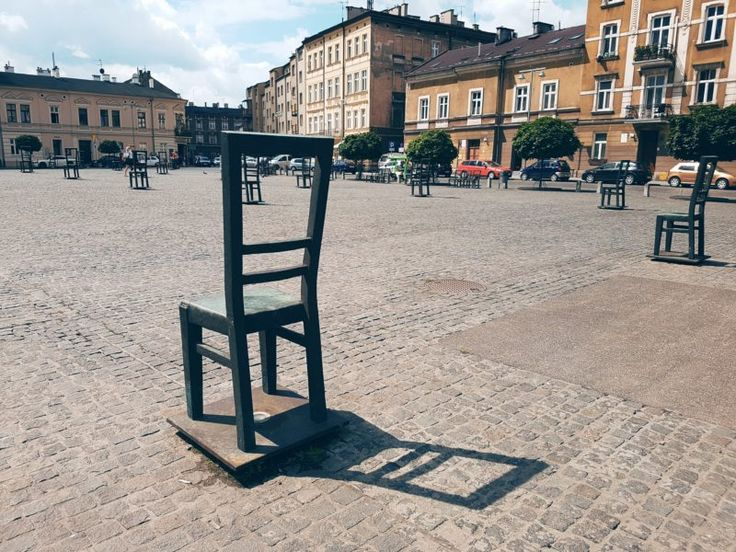 Krakow Ghetto & Deportation Monument