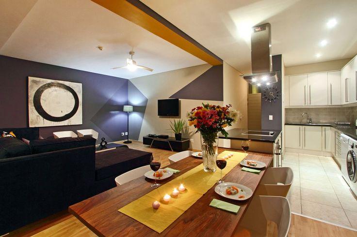Living area apartment C9 Soho