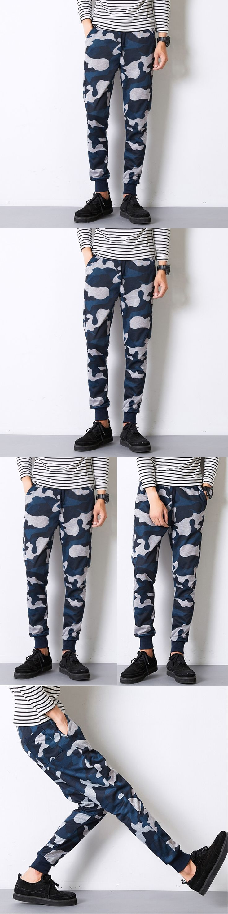 Military Camouflage Hip Hop Sweat Pants Harem Dance Jogger Baggy Trousers Autumn Army Men Pants Man Trousers Joggers