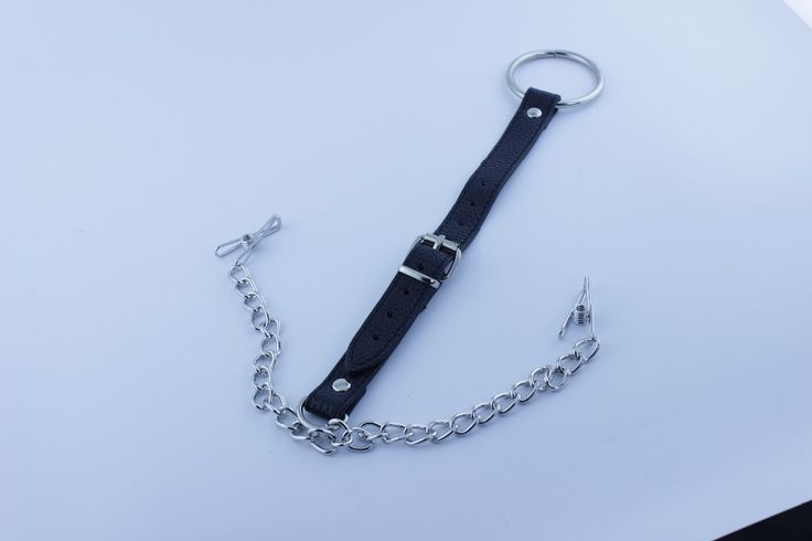 slave leather mens chastity belt restraints fetish chasti...