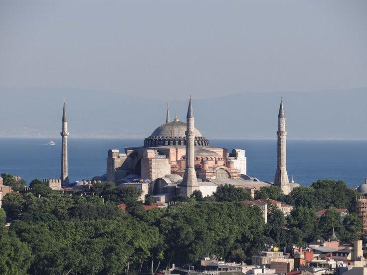 Istanbul - Hagia Sofia Cathedral