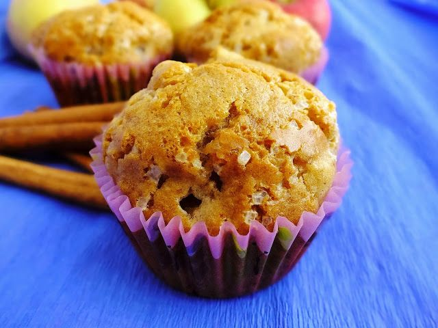 z cukrem pudrem: muffinki i babeczki