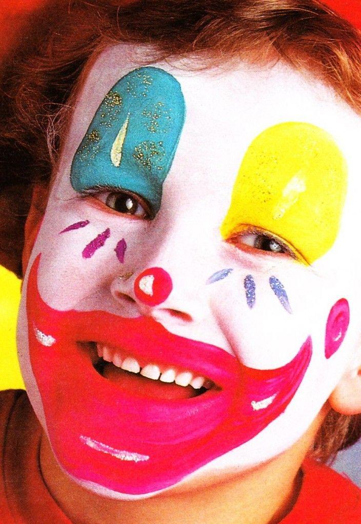 trucco-viso-carnevale-clown