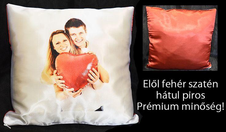Ajándék ötlet Karácsonyra vagy Valentin napra. Egyedi fényképes párna készítés Miskolcon. http://miskolcpatron.hu/tartalmak/fenykepes-ajandekok