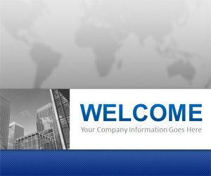 Corporate Business PowerPoint Template is a free business presentation template that you can download to make business and corporate presentations for Microsoft PowerPoint