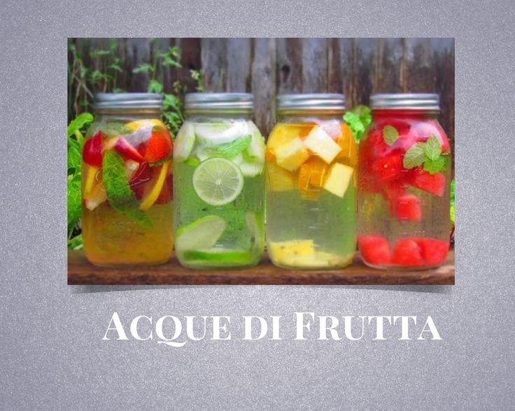 acque di frutta