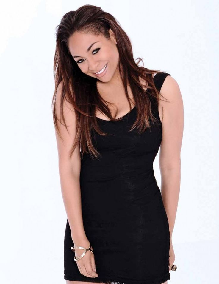 Raven Symone - She had me cracking up on That's So Raven. I love her.