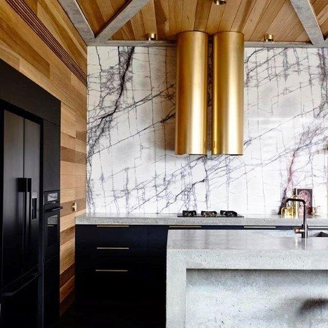 Add the ultimate in sophistication and opulence with marble tiles - küche weiß holz