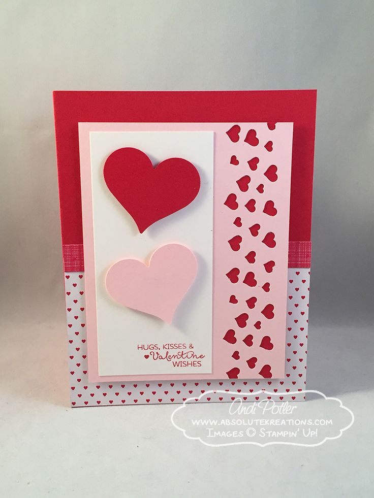 17 Best images about Valentines Day Scrapbooking – Pinterest Valentine Day Cards