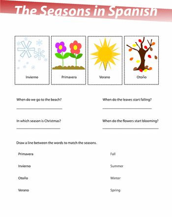 Spanish Weather   Seasons 18 Vocabulary IDs Worksheet by furthermore spanish weather and seasons worksheets besides Page Worksheet Packet On Time Seasons Days Months And Weather Free furthermore spanish weather and seasons worksheets as well Seasons in Spanish   Spanish   Spanish worksheets  Elementary also  together with Days of the week months and seasons in spanish together with Best Sler Weather Seasons Months Practice Spanish Worksheets Costume as well Weather   Seasons Worksheets and Printables   Education furthermore  likewise  together with Questions 2 Spanish 1 Weather Worksheets – ilnuovomondo info likewise  furthermore  moreover  as well Time Crossword Worksheets Seasons Free Days Weather Worksheet Months. on spanish weather and seasons worksheets