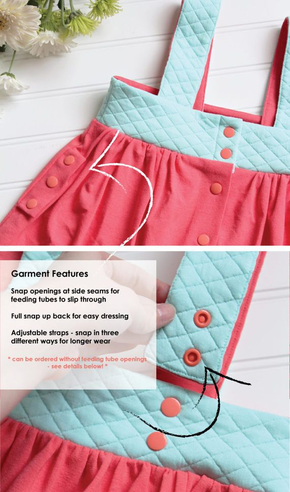 Girls Aqua Quilted Jumper Dress and Tshirt by TAYLORHART.DESIGNS