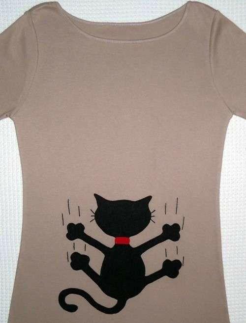 Una camiseta divertida!