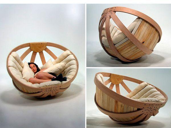 Креативная мебель своими руками