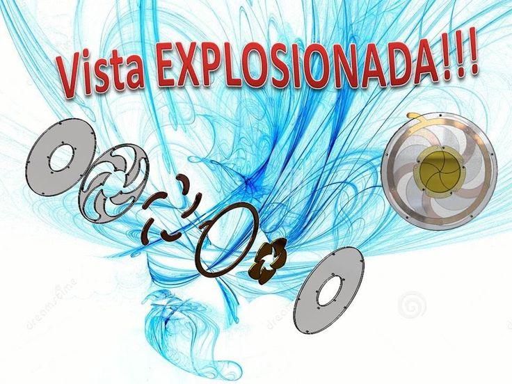 TUTORIAL SOLIDWORKS Vista EXPLOSIONADA mecanismo iris
